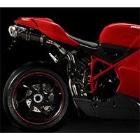 Termignoni Carbon Racing Exhaust For Ducati 848-1098-1198 - 3