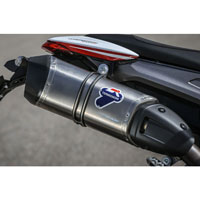 Termignoni High Silencer Ducati Hypermotard 821