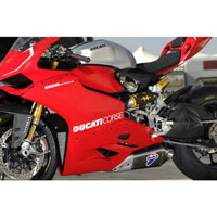 Termignoni Complete Kit With Stainless Steel Titanium-collector For Ducati Panigale 1199