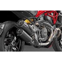 Termignoni Carbon Racing Exhaust Ducati Monster 1200 - 2