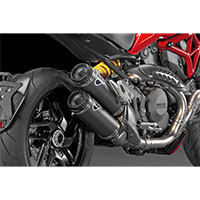 Termignoni Carbon Ce Approved Exhaust Ducati Monster 821