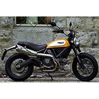 Termignoni Kit Completo Scarico Inox Per Ducati Scrambler