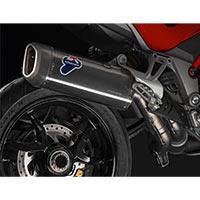 Termignoni Scarico Racing Terminale In Titanio Ducati Multistrada 1200 (2015)
