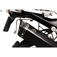 Termignoni Approved Exhaust Scream Adv Bmw R 1200 Gs Black Line