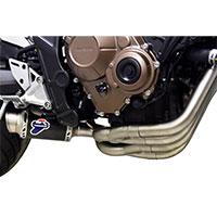 Termignoni Full Gp Classic Racing Honda Cb650r
