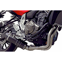 Termignoni Completo Relevance Carbonio Yamaha Mt07