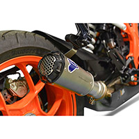 Termignoni Slip On Gp2r-rht Racing 1290 Super Duke
