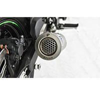 GP2R-RカワサキZ900RSのターミニョーニスリップ