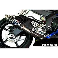 Termignoni Slip On Gp Style Silencer Yamaha R6