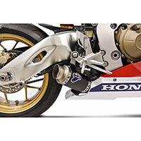 Termignoni Gp Classic Racing Exhaust Cbr1000rr 17