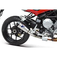 Termignoni Slip On Conico Inox Racing Brutale 675