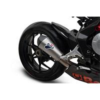 Termignoni Slip On Racing Inox Titanio F3 800
