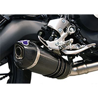 Termignoni Carbonio Euro 4 Relevance Yamaha Mt09