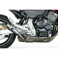 Termignoni Slip On Conical Steel Honda Hornet 600