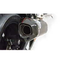 Termignoni Slip On Ce Titanium Black Bmw S1000rr