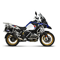 Termignoni Slip On Steel Black Approved R1250gs