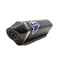 Termignoni Scream Titanium Approved Black X-max 300