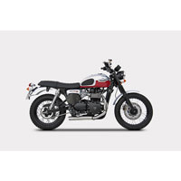 Zard Kit Cross Triumph Bonneville Injection Engine Black