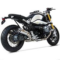 Silenziatori Conici Zard Titanio Racing Bmw Rninet - 4
