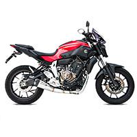 Kit Completo Zard 2>1 Inox Euro 3 Yamaha Mt-07