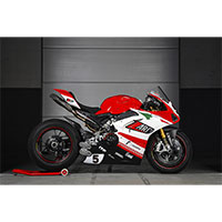 Zard Kit Racing Titanium Dm5 Ducati Panigale V4s - 3