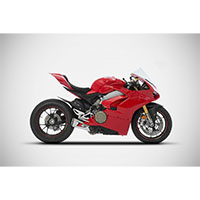 Zard Kit Slip-on Inox Ducati Panigale V4 - 3