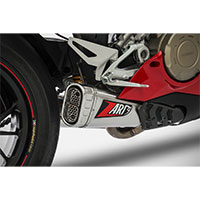 Kit Zard Slip-on Acier Ducati Panigale V4