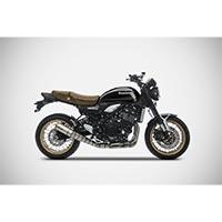 Zard Kit Completo 4>2>1 Inox Ce Kawasaki Z900rs - 3