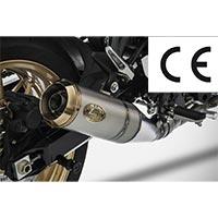 Zard Kit Completo 4>2>1 Inox Ce Kawasaki Z900rs