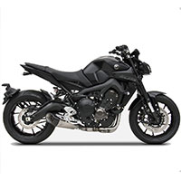 Zard 3>1 Euro 4 Steel Full Exhaust Yamaha Mt09