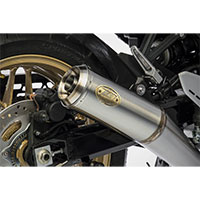 Zard Full Kit Titanium Exhaust Ce Kawasaki Z900rs