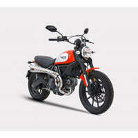 Zard Ducati Scrambler Kit Ce Approved Full High Db Killer - 3