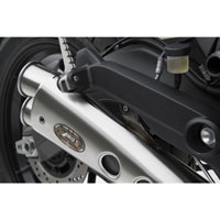 Zard Ducati Scrambler Exhaust Low Db Killer Ce Approved - 3