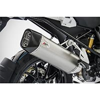 Zard Slip On Inox Approved Silencer Bmw R 1250gs 2019
