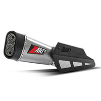 Zard Slip On Inox Racing Ducati Multistrada 1260