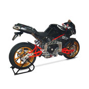 Zard Kit Collectors + Mufflers Bimota Tesi 3d - 2