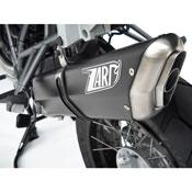 Zard Silenziatore Inox-alluminio Nero Bmw R 1200 Gs