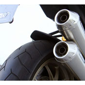 Zard N.2 Silenziatori Ducati Streetfighter