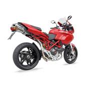 Zard Kit Collettore + Silenziatore Ducati Multistrada 620/1000/1100