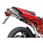 Zard Silenziatore V. Sotto Sella Ducati Multistrada 620/1000/1100