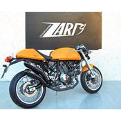 Zard N.2 Silenziatori Sovrapposti Ducati Sport 1000 & Paul Smart