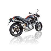 Zard Kit Collettori Inox Alti V. Dx/sx Ducati Monster S2r 800 '06-'08