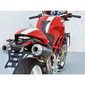 Zard Kit Collettori Ducati Monster S4rs T. Stretta