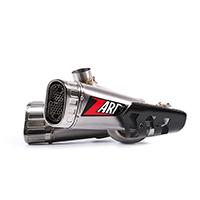 Zard Kit Slip-on Inox Ducati Panigale V4
