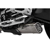 Zard Kit Slip On Racing Inox Streetfighter V4