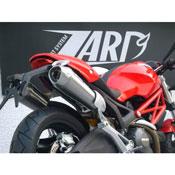 Zard Silenziatori Conici Ducati Monster 696/796/1100