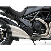 Zard Silenziatore Titanio Ducati Diavel