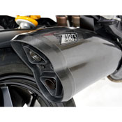Zard Silenziatore Inox-carbonio Ducati Hypermotard Sp 2013