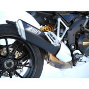 Zard Muffler Mod. Penta Ducati Multistrada 1200