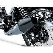 Zard Kit N.2 Silenziatori + Collettori Conici '12-'13 Moto Guzzi V7 CafÈ Racer-cafÈ Classic